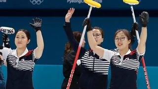 South Korean women looking to make more curling history in semifinals