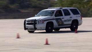 BCSO provides look at demanding deputy driving course