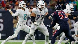 Dolphins allow Watson to throw 5 TDs, fall to Texans 42-23