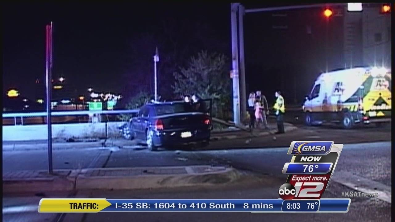 Major accident on 281 injures one