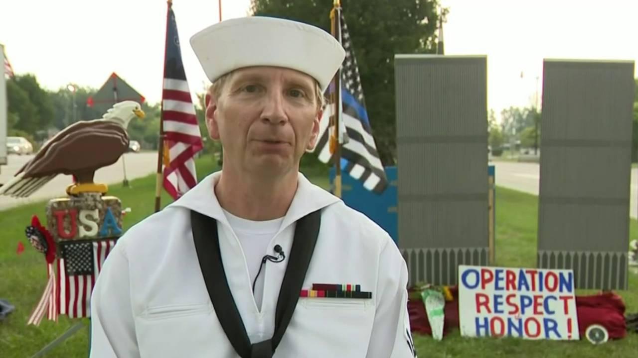 Navy veteran turns his streetcorner salute into a Taylor tradition_1568242213934.jpg.jpg