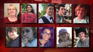 Remembering the victims of the Santa Fe High School shooting