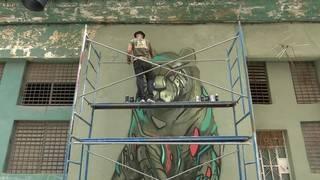 Cuban-American artists take Miami style to Havana
