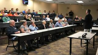 Franklin County Sheriff's Office hosts training for active shooter situations