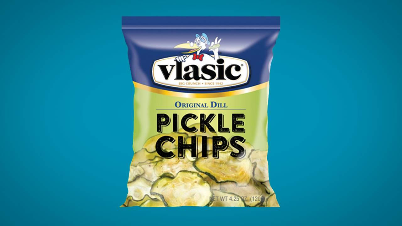 Pickle Lovers Rejoice Pickle Chips Are On Their Way