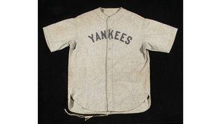 Babe Ruth's jersey sold at auction for a record-breaking $5.6 million