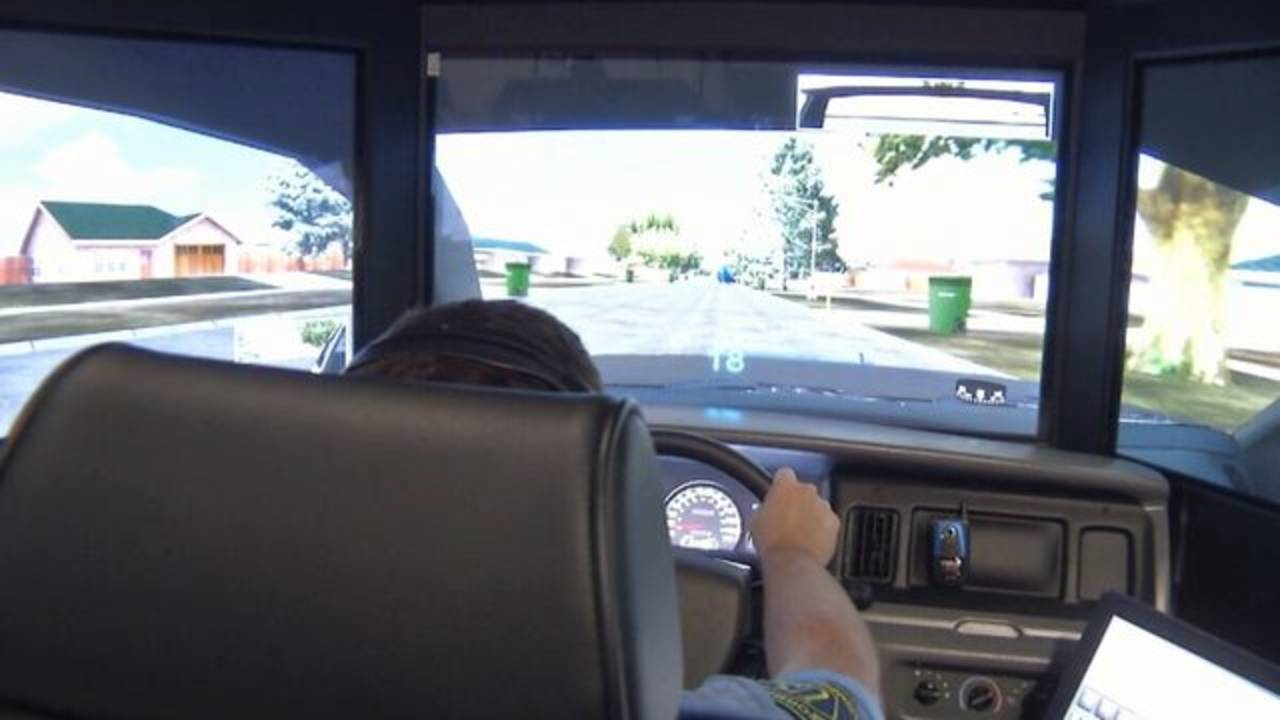 driving training FLETC