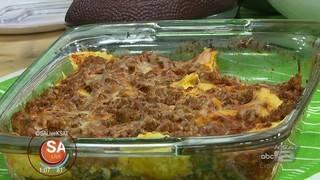 RECIPE: Lazy Beef Lasagna