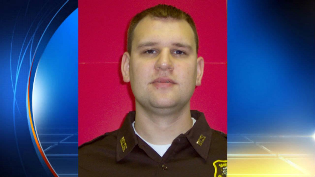 Michael Krol in Wayne County uniform