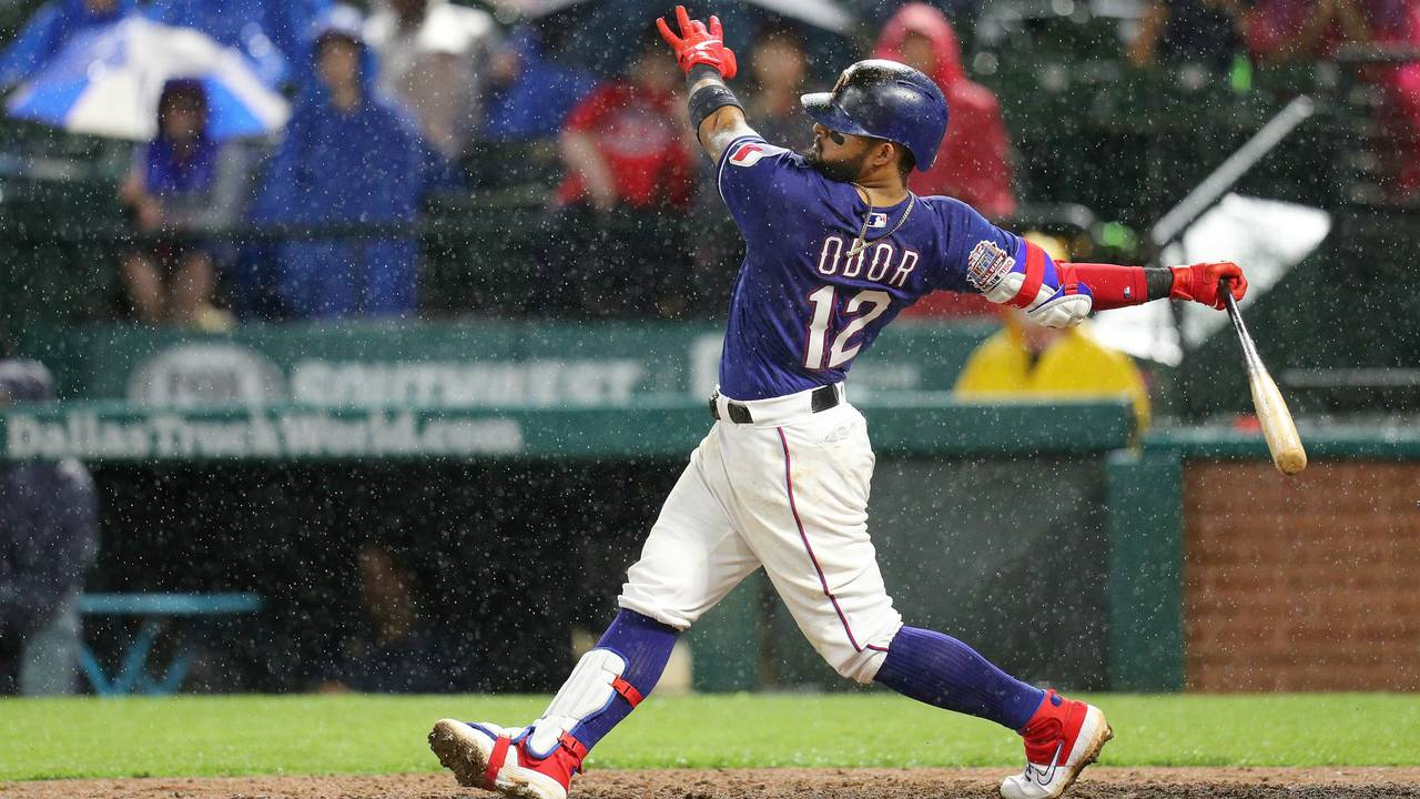 Rougned Odor Texas Rangers 2019