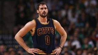Should the Cleveland Cavaliers trade Kevin Love?