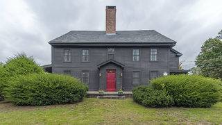 You can buy the home of John Proctor, victim of Salem witch trials