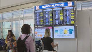 Several airlines experience technical issues impacting flights