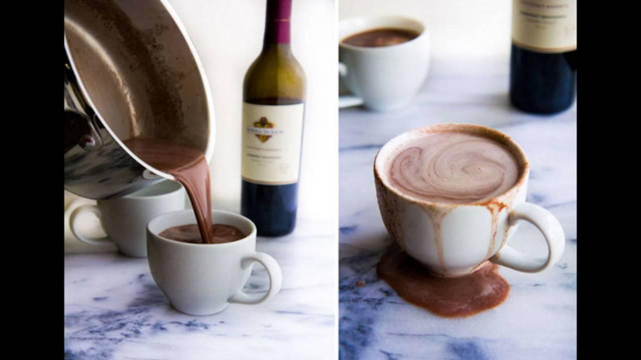 Red Wine Hot Chocolate_190213
