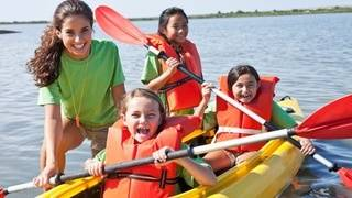 Summer camp safety, preventing insect bites