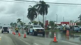 Fort Lauderdale urges residents to boil their water after main break