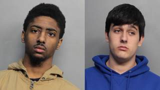 2 men arrested in connection with fatal shooting of Miami teen