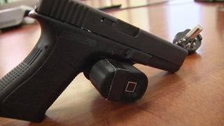 San Antonio innovator invents biometric gun lock that could keep weapons…