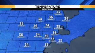 White Christmas Forecast.Metro Detroit Weather Updating The Christmas Travel And