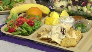 Houston-area kids put school lunches to the test