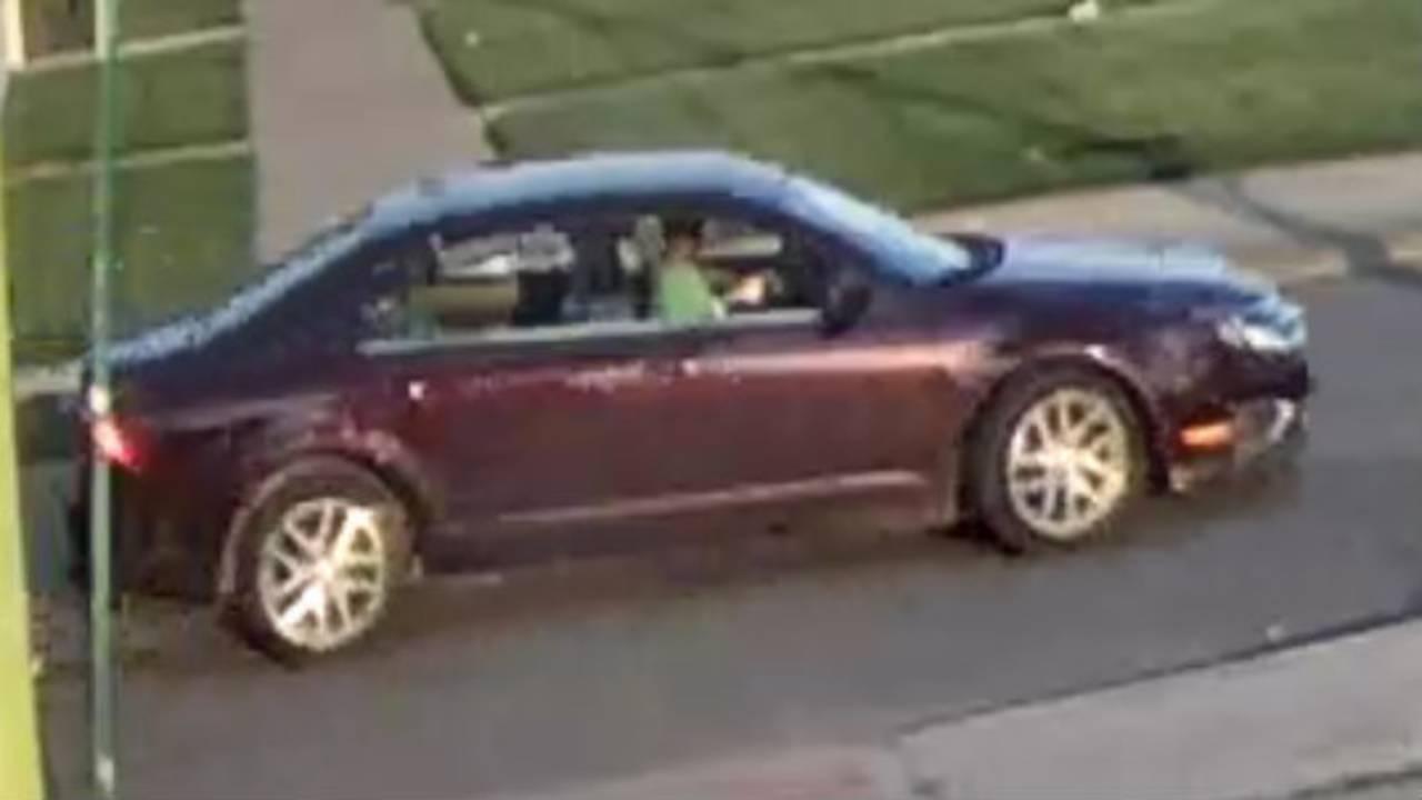 20-year-old man shot Detroit's east side suspect car