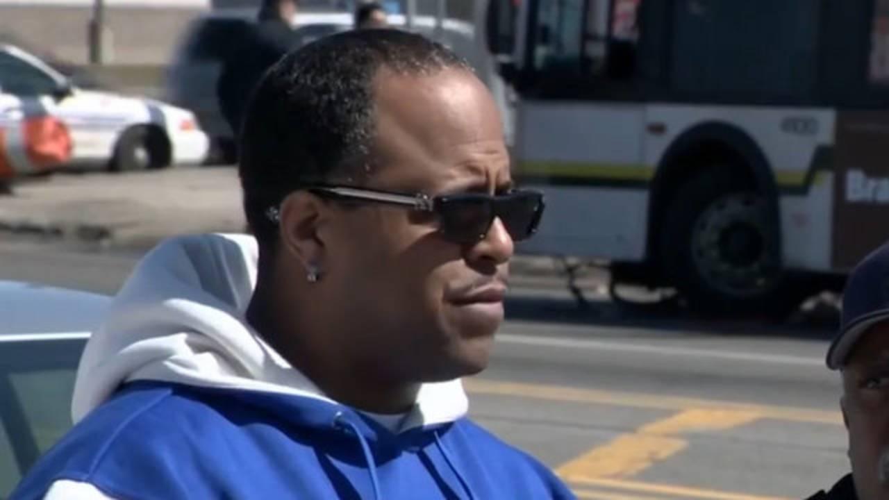 Detroit police Cmdr Timothy Leach