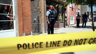 At capacity after shootings, Chicago hospital stops admissions