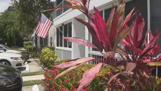 Fort Lauderdale man says condo association cited him for flying American flag