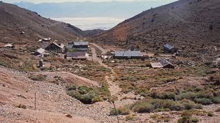 California ghost town sells for $1.4 million