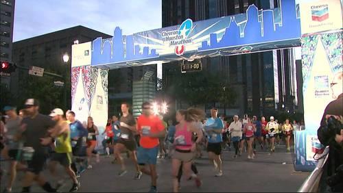 How to beat the brisk winter weather on Houston Marathon Sunday