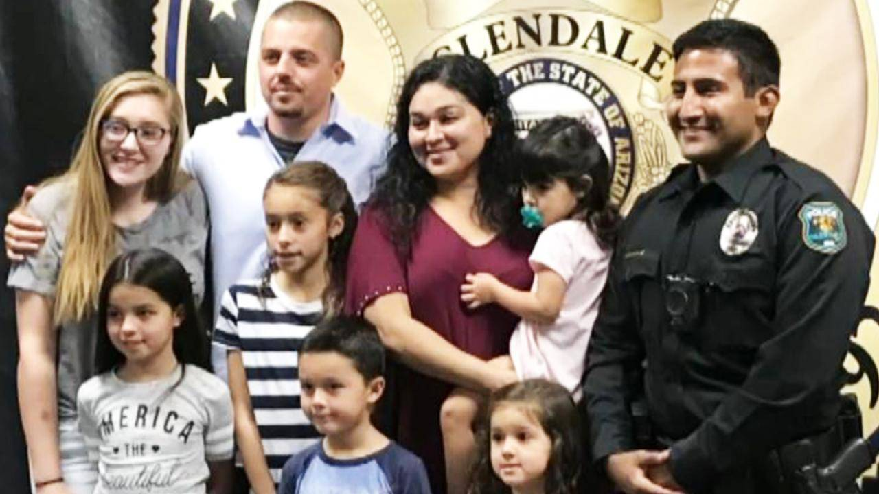 2-Year-Old Rescued From Drowning by Cops Doing Welfare Check