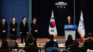 South Korea says North Korea agrees to hold high-level talks