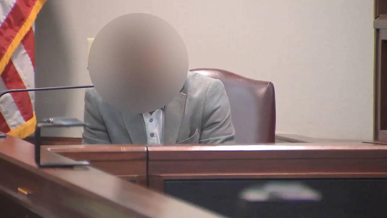 Accuser testifies Wednesday