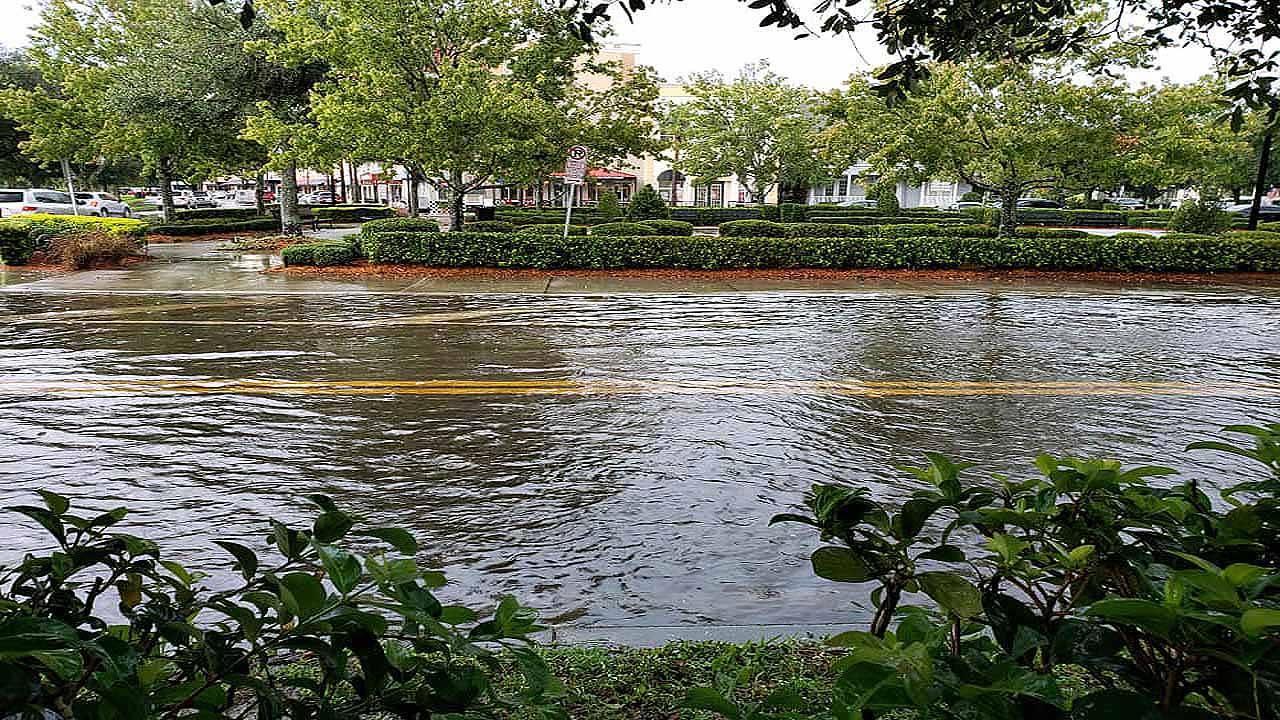 Avalon Park floods