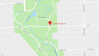 Hiker finds body in Detroit's Rouge Park