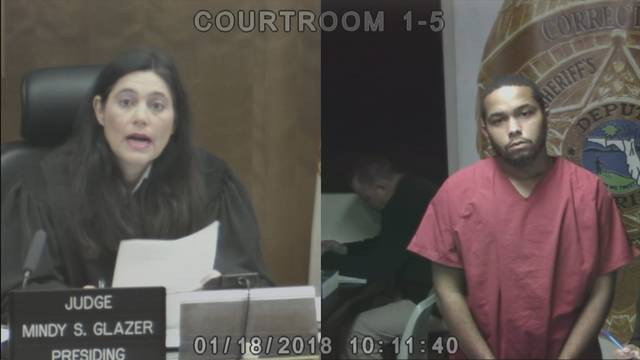 Kionne Bell appears bond court