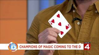 'Champions of Magic' coming to the D