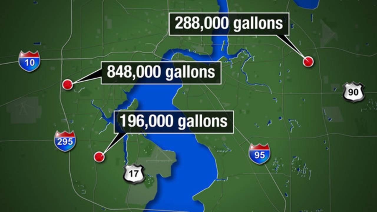 Environmental Meltdown During Hurricane Matthew Power Outages
