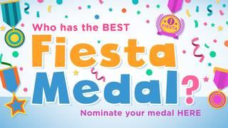 KSAT's 2018 Fiesta medal contest!